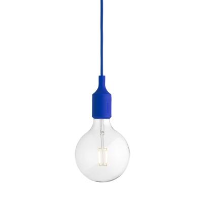 Bild av E 27 lampa LED, blå