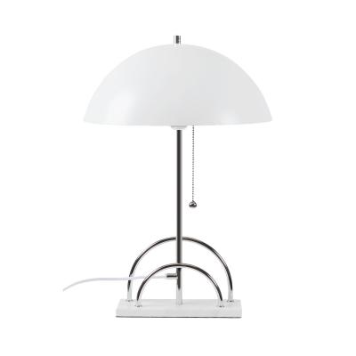 Sarah bordslampa, vit