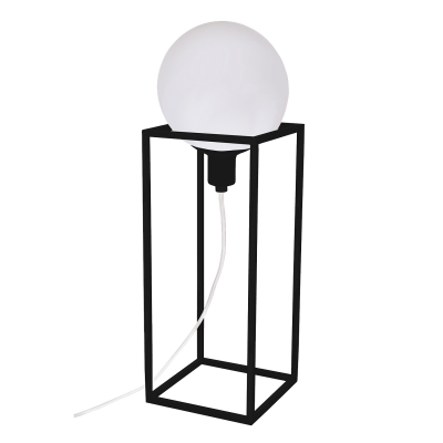 Cube bordslampa XL, svart