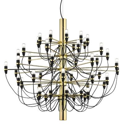 Bild av 2097/50 ljuskrona LED, mässing