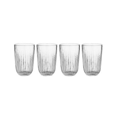 Bild av Hammershøi glas, 4-pack