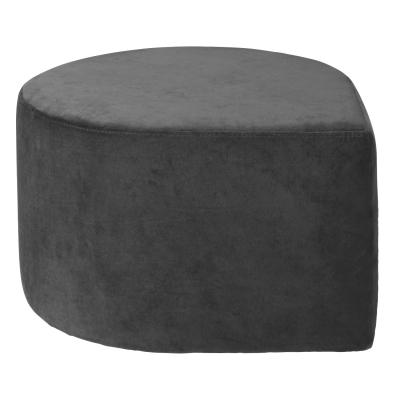 Stilla sittpuff, svart