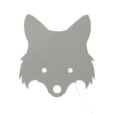 Bild av Fox Lamp vägglampa, grå