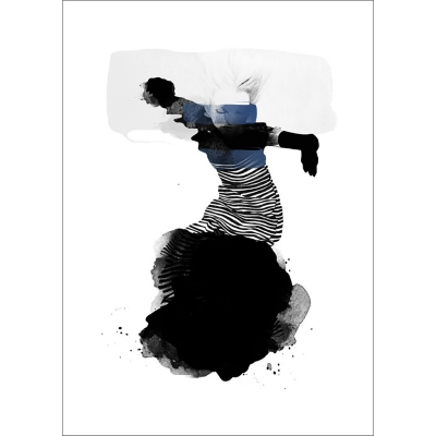 Bild av Catch a glimpse poster