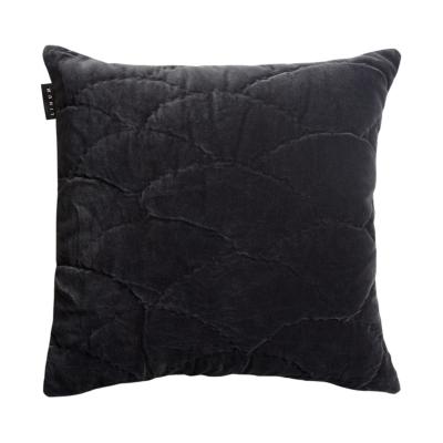 Siena kuddfodral 50x50, dark charcoal grey thumbnail
