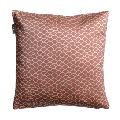 Ascoli kuddfodral 50x50, ash rose pink thumbnail