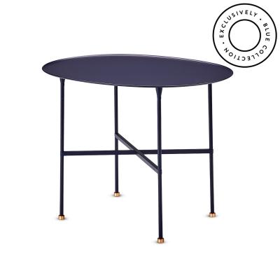 Brut bord, blå