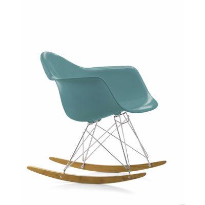 Eames Rocking Chair RAR gungstol, ocean