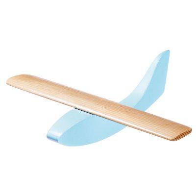Plane 3, blå, stort 36 cm