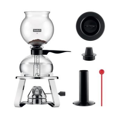 Pebo kaffebryggare 1 L, svart