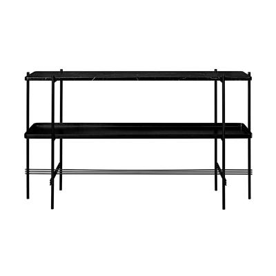 TS konsolbord 2, svart marmor