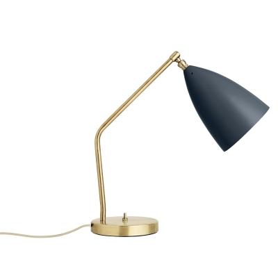 Gräshoppa bordslampa, anthracite