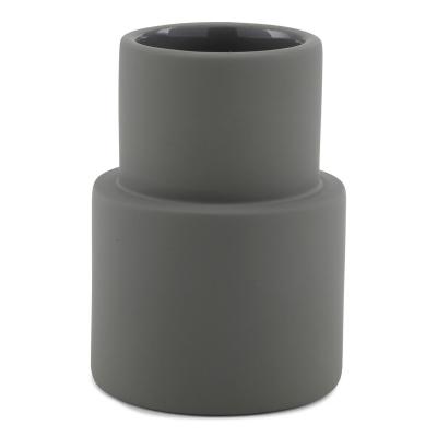 Shades tandborsthållare, modell A grå