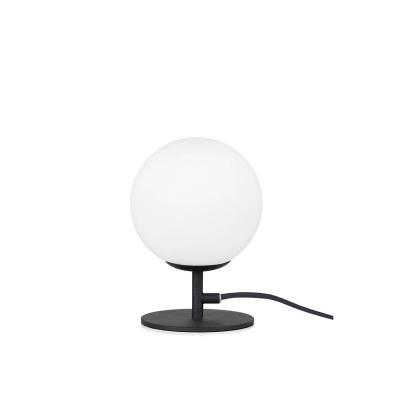 Luna bordslampa, svart