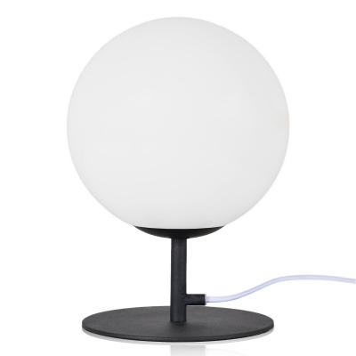 Luna bordlampa XL, svart