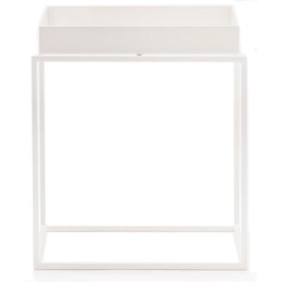 Bild av Tray table S square 34cm white