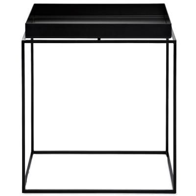 Tray Table bord 40×40 svart
