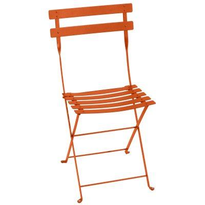 Bistro Metal stol carrot