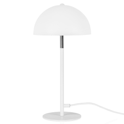 Icon bordslampa, vit