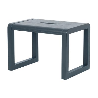 Little Architect pall, mörkblå