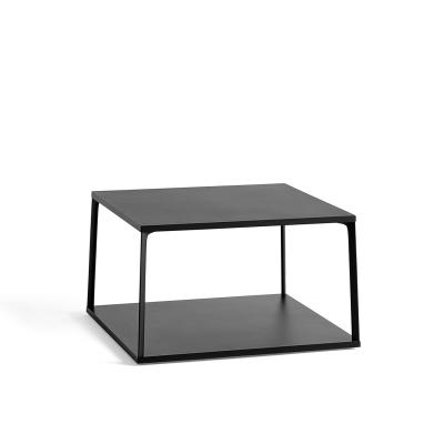 Eiffel soffbord 65x65, svart