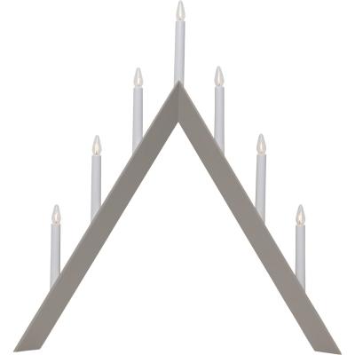 Arrow ljusstake, beige