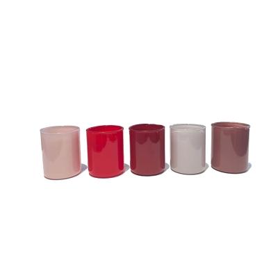 Spot Votive värmeljushållare, röd