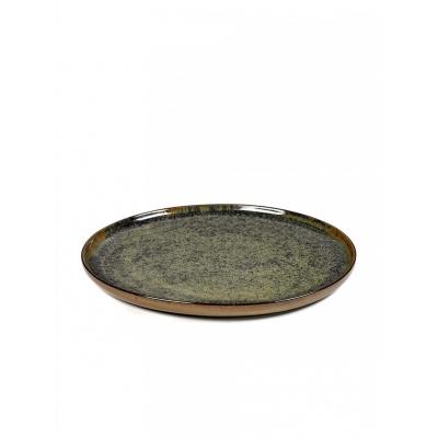 Surface tallrik M, indi grey