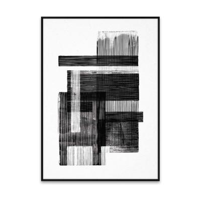Midnight 02 poster, 50x70cm