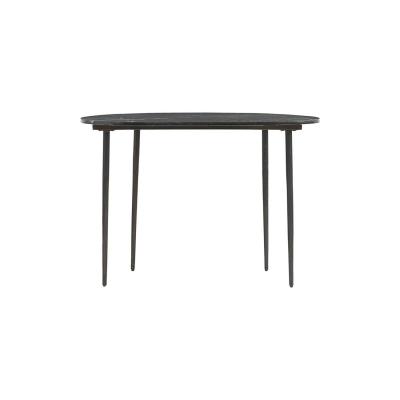 EDA skrivbord, svart marmor