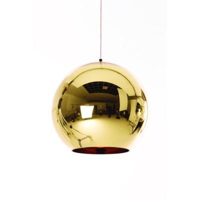 Bild av Bronze Copper Shade pendel