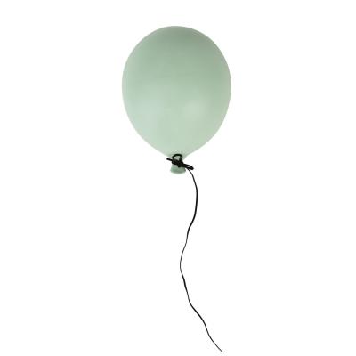 Balloon dekoration, grön