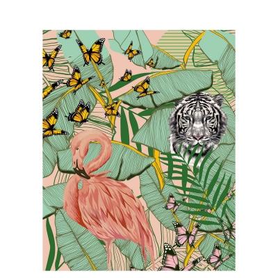 Jungle poster, multi