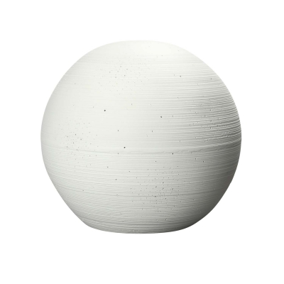 Planetarium bordslampa, grå