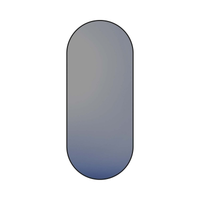 Uma spegel, blå