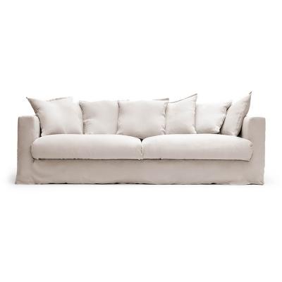 Le Grand Air 3-sitssoffa, beige thumbnail