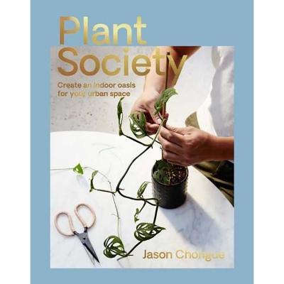 Plant society, bok