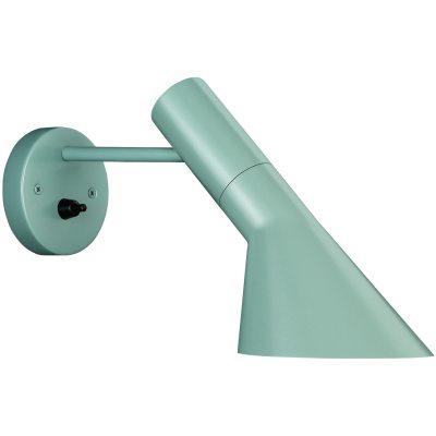 AJ vägglampa blå/grön