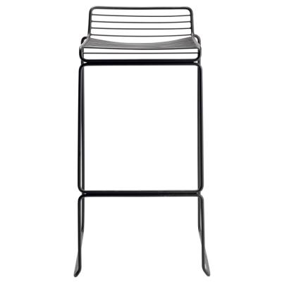 Hee barstol svart 65 cm
