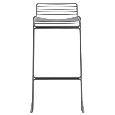 Bild av Hee Barstool asphalt grey, 75 cm