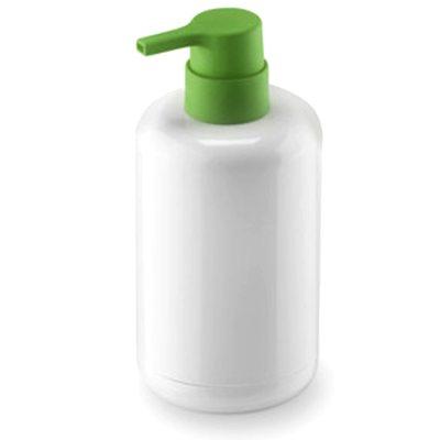 Tvålpump grön