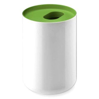 Papperskorg, grön i gruppen Inredningsdetaljer / Hemmets bra att ha / Papperskorgar & Pedalhinkar hos RUM21.se (106012)
