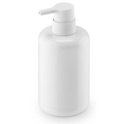 Tvålpump, vit