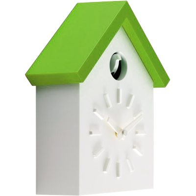 Cu-Clock grön