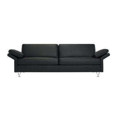 Wind 3-sits soffa Classic Soft läder svart