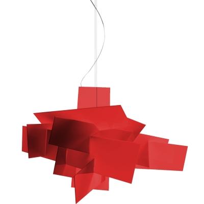 Big Bang pendel, röd