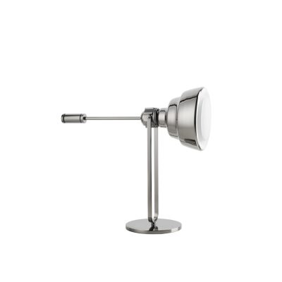 Glas bordslampa