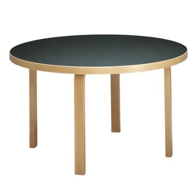 Bild av 91 matbord, svart linoleum