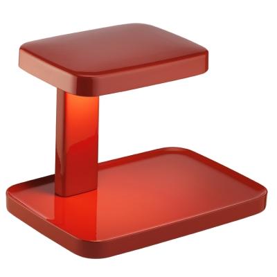 Piani bordslampa, röd