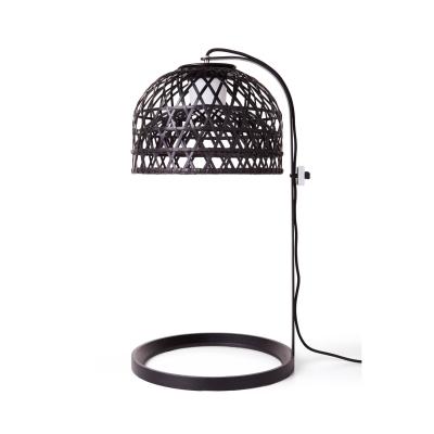 Emperor bordslampa, svart
